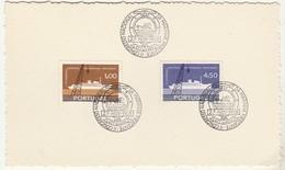 First Day Of Issue * 2º Congresso Nacional Da Marinha Mercante * 1958 - FDC
