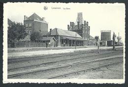 ++ CPA - LESSINES - La Gare - Nels   // - Lessines