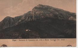 CP - PIGNA - SANTUARIO DI PASSESOCIO E MONTE TORRAGGIO -G. BUGELLI - 98364 - San Remo