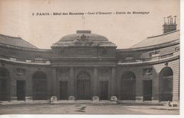 CPA - PARIS - HOTEL DES MONNAIES - COURS D'HONNEUR - ENTRÉE DU MONNAYAGE - 6 - Francia