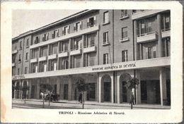 TRIPOLI  RIUNIONE ADRIATICA DI SICURITA LIBIA OCC. ITALIANA - Libië