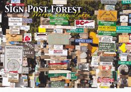 Watson Lake Signpost Forest, YUKON, YK, CA, CANADA, CANADIAN POSTCARD POST CARD, Carte Postale - Yukon