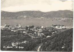 Y4051 La Spezia - Panorama Del Golfo - Navi Ships Bateaux / Viaggiata 1962 - La Spezia