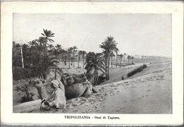 TRIPOLITANIA OASI DI TAGIURA CIRCA 1910  LIBIA OCC. ITALIANA - Libië