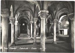 Y4053 Nepi (Viterbo) -  La Cattedrale - La Cripta / Viaggiata 1967 - Italia