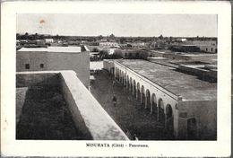 MISURATA CITTA STAMPA CIRCA 1915 LIBIA - Libië