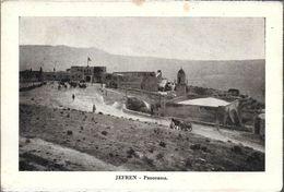 JEFREN PANORAMA STAMPA CIRCA 1915 LIBIA - Libië