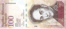 Venezuela  - Pick 93e - 100 Bolivares 2012 - Unc - Venezuela