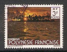 005051 French Polynesia 1979 3F FU - French Polynesia