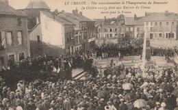 LE CHESNE  Fête Commemorative De L'inauguration Du Monument Aux Morts - Le Chesne