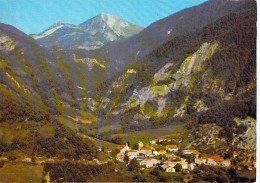 26 - TRESCHENU LES NONIERES : Au Fond Le Mont Barral - CPSM GF - Drôme - Other Municipalities