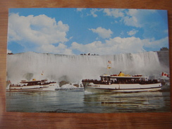 ETATS-UNIS - UNITED STATES - NEW YORK - Niagara Falls - Maid Of The Mist - NY - New York