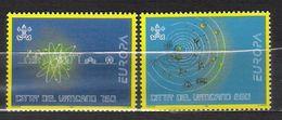 1994 - N. 992/93 (CATALOGO UNIFICATO) - Vatican