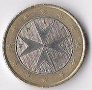 Malta 2008 €1 [C466/2D] - Malta