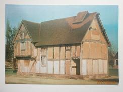 Postcard 15th Century Merchant's House At The Avoncroft Building Museum Bromsgrove  My Ref B21423 - Museum
