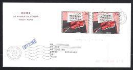 FRANCE 1965 YT N° 1459 R. DUFY, Sur Enveloppe - France