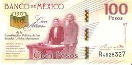 Mexico - Pick New - 100 Pesos 2016 - 2017 - Unc - Commemorative - Messico