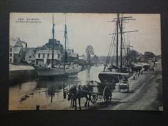 29 - Quimper - CPA - Le Port Et Locmaria  - Collection Villard , Quimper - 1927 - B.E - - Quimper