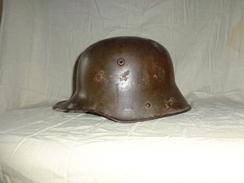 Coque De Casque Allemand 1917 - WW1 - Cascos
