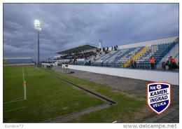Stadium Kamen Ingrad (NK Kamen Ingrad,Croatia) Postcard - Size: 15x10 Cm. Aprox - Fútbol