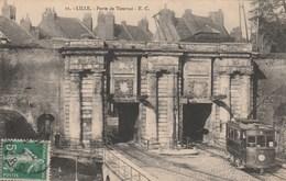 Nord - LILLE - Porte De Tournai - Tramway - Lille