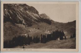 Alp Trockenmatt (1382 M) Eigental - Photo: M. Hauser - LU Lucerne
