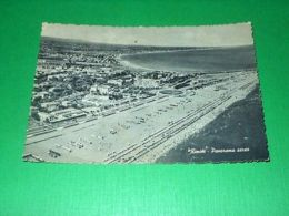 Cartolina Rimini - Panorama Aereo -- 1957 - Rimini