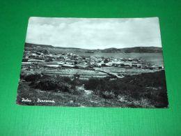 Cartolina Palau - Panorama 1958 - Sassari