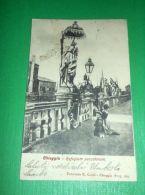 Cartolina Chioggia - Refugium Peccatorum 1904 - Venezia