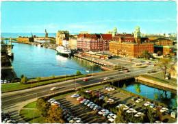 Malmo - Hamnen - & Old Cars, Boat - Suède