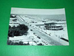 Cartolina Rimini - Lungomare E Spiaggia 1963 - Rimini