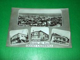 Cartolina Riviera Dei Fiori - Diano Calderina - Vedute Diverse 1979 - Imperia