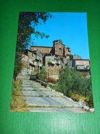 Cartolina Ferentino - S. Maria Maggiore - Via Porta Sanguinaria 1960 Ca - Frosinone
