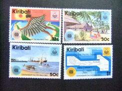 KIRIBATI Ex GILBERT 1983 DIA De La COMMONWEALTH Yvert N 96 / 99 ** MNH - Kiribati (1979-...)