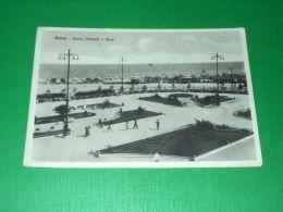 Cartolina Rimini - Nuovo Piazzale A Mare 1933 - Rimini