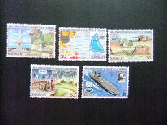 KIRIBATI Ex GILBERT 1983 40 º Aniversario De La Batalla TARAWA Yvert N 109 / 13 ** MNH - Kiribati (1979-...)