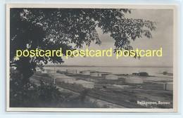 BALIKPAPAN, BORNEO. REAL PHOTO POSTCARD ( LITTLE CURVY)  C.1930 #719. - Indonésie