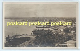 BALIKPAPAN, BORNEO. REAL PHOTO POSTCARD ( LITTLE CURVY)  C.1930 #720. - Indonésie
