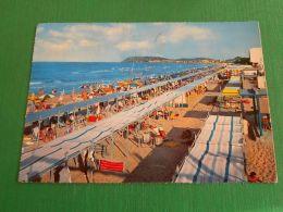 Cartolina Misano Adriatico - Spiaggia 1965 Ca - Rimini