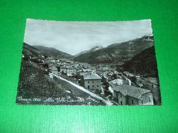 Cartolina Vione - Alta Valle Camonica - Scorcio Panoramico 1959 - Brescia