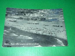 Cartolina Gaeta - Nuovi Villini Sorgono Sul Lido Di Serapo 1957 - Latina