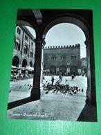 Cartolina Treviso - Piazza Del Popolo 1955 Ca - Treviso