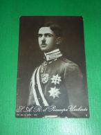 Cartolina Dinastia Savoia - S.A.R. Il Principe Umberto 1925 Ca. - Cartoline