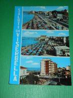 Cartolina Saluti Da Viserbella - Vedute Divese 1967 - Rimini