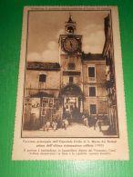 Cartolina Treviso Antica  Facciata Dell' Ospedale Civile Di S. Maria Dei Battuti - Treviso