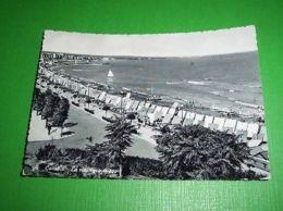 Cartolina Cattolica - La Magnifica Spiaggia 1950 Ca - Rimini
