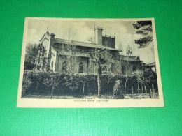 Cartolina Riccione Mare - La Chiesa 1941 Ca - Rimini