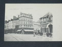 FONTAINEBLEAU    1910 /   HOTEL DE LA CHANCELLERIE   /  CIRC OUI / EDIT VOIR PHOTO - Fontainebleau