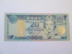 Fiji 20 Dollars 2002 UNC Banknote - Fidji