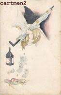 ILLUSTRATEUR XAVIER SAGER ? BILLETS DE BANQUE LANTERNE 1900 - Sager, Xavier